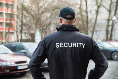 Security for Events