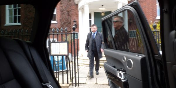 Hampshire Close Protection Security